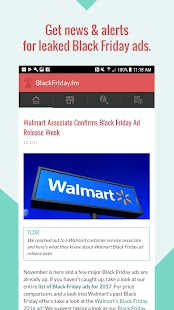 Black Friday Ads 2017- screenshot thumbnail