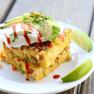Western Baked Omelet Recipe