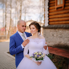 Wedding photographer Darina Luzyanina (DarinaLou). Photo of 30.04.2017