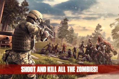 Zombie Frontier 3 MOD (Unlimited Money) 2
