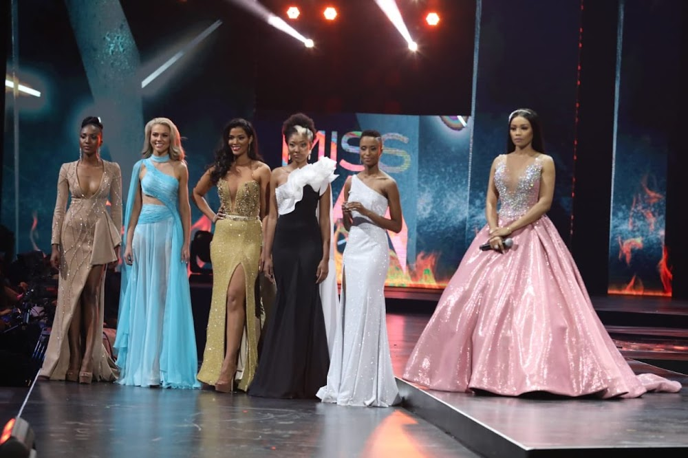What the Twitter fashion police thought of Bonang's Miss SA outfits