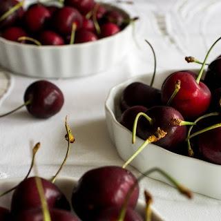 Vanilla Bourbon Cherries Recipe