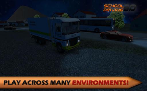 School Driving 3D screenshot 14