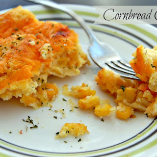 Casserole Topped With Cornbread Recipes
