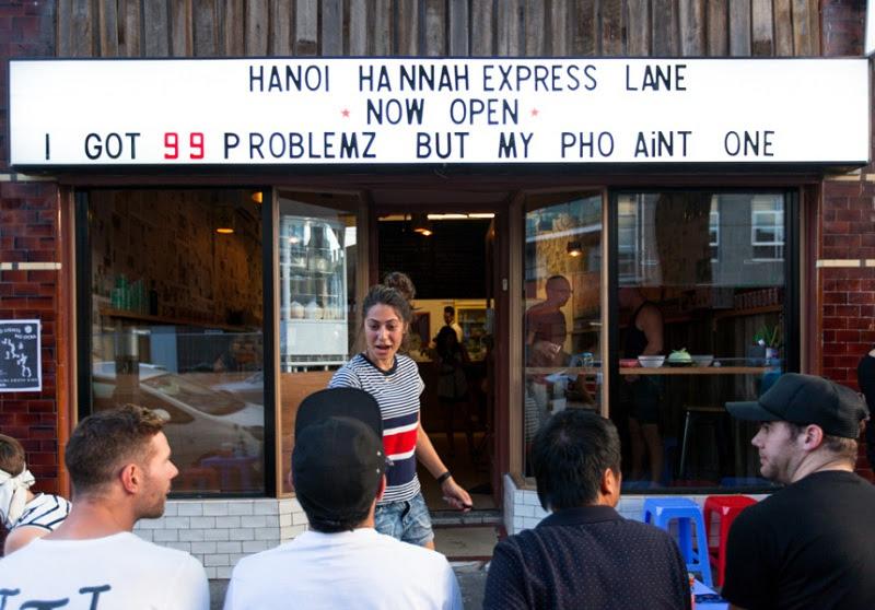 HANOI HANNAH Express Lane