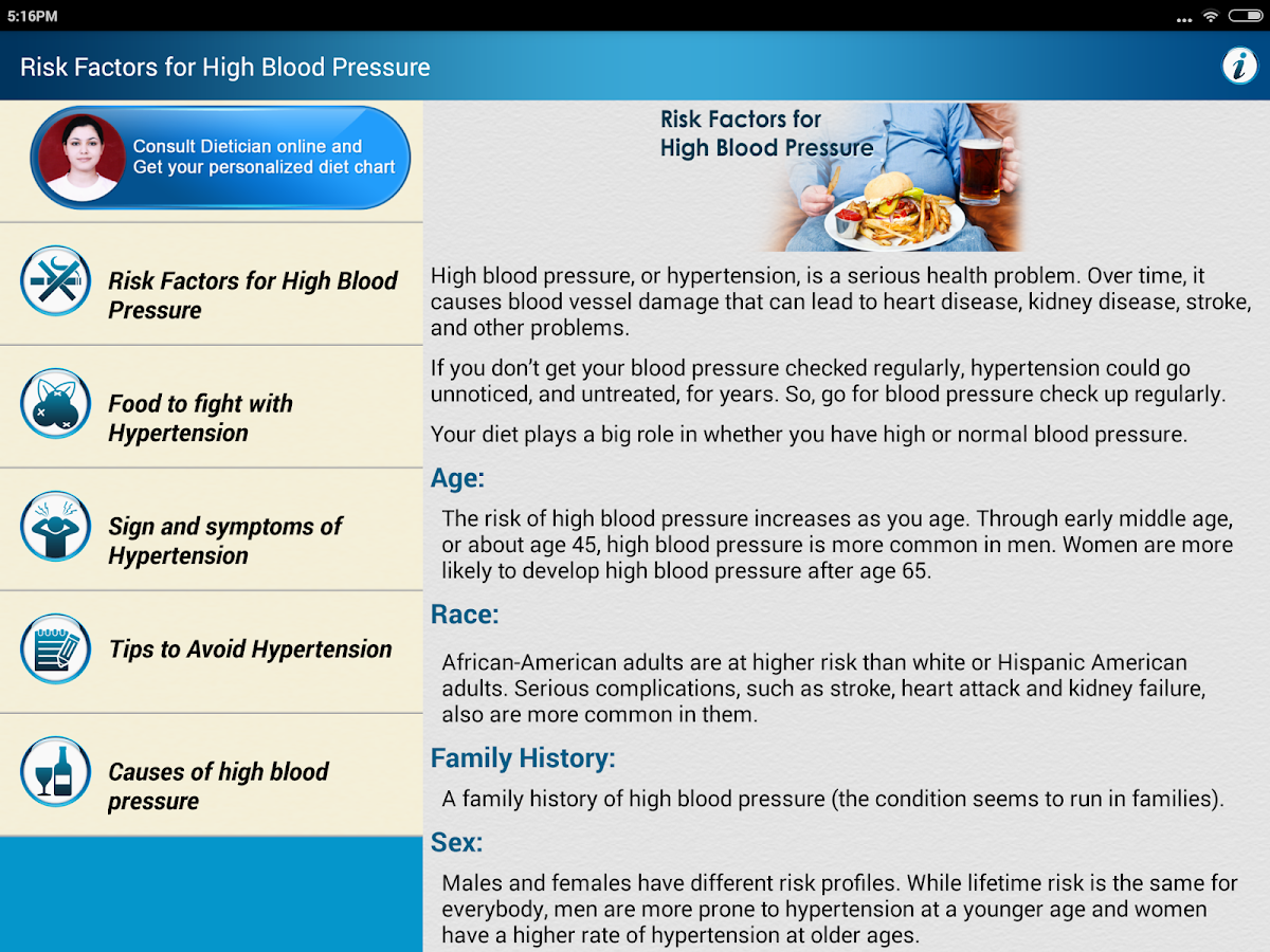 High blood pressure diet tips android apps on google play high blood pressure diet tips screenshot nvjuhfo Gallery