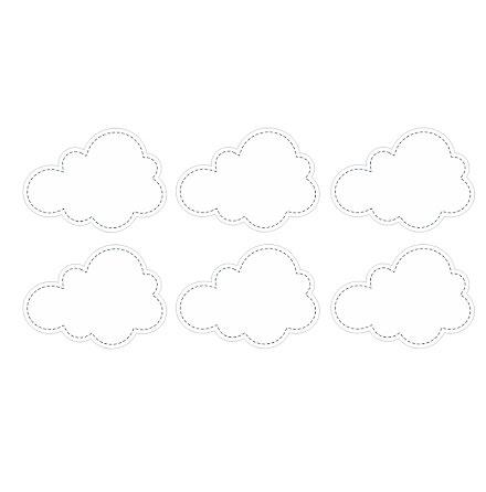 Etiketter - Små moln