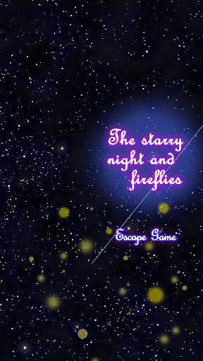 Room Escape Game: The starry night and fireflies apkmartins screenshots 1