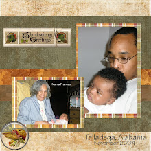 Photo: Created 11/5/06 with Give Thanks Kit from Dani at Scrapbook Bytes.