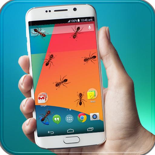 Ants in Phone Prank (app)