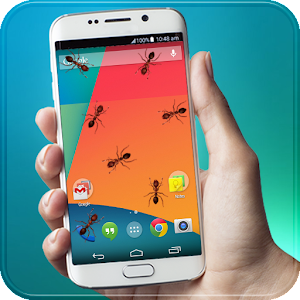 ants in phone prank android apps on google play. Black Bedroom Furniture Sets. Home Design Ideas