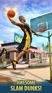 Basketball Stars MOD APK (Perfect Shot) 3