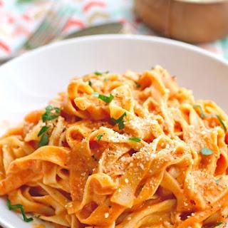 Homemade Pasta Sauce With Flour Recipes