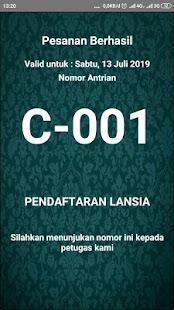 Download Antrian Online Klinik Azzahra Kab. Pesawaran For PC Windows and Mac apk screenshot 2
