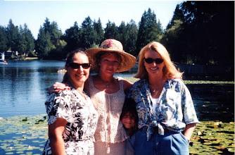 Photo: Tina Herald Kirk with Kristy McKay and Donna Lattin