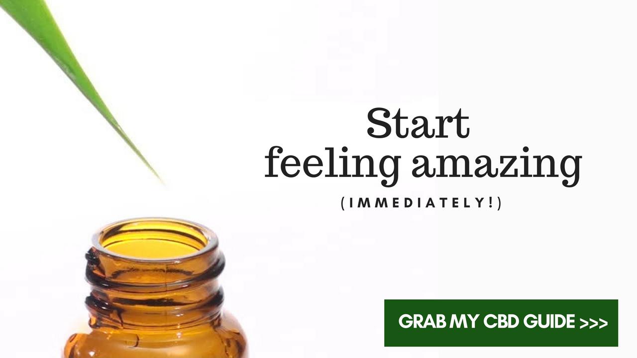 start feeling amazing