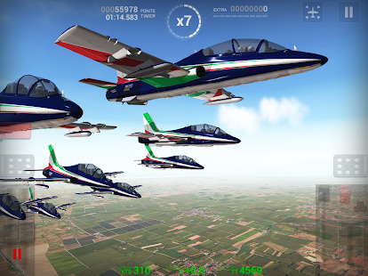 Frecce Tricolori Flight Sim- screenshot thumbnail