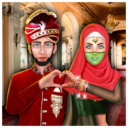 The Royal Hijab Girl Wedding Rituals Game
