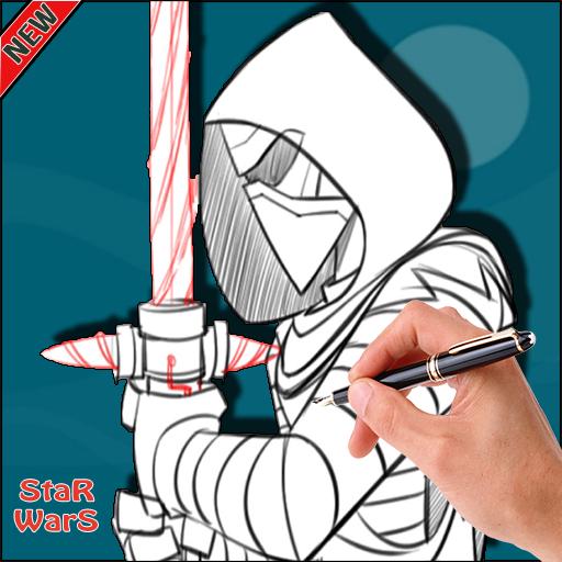 How To Draw Star Wars (app)