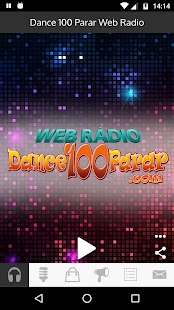 Dance Sem Parar Web Rádio- screenshot thumbnail