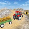 Tractor Driver 3D Farming Simulator icon