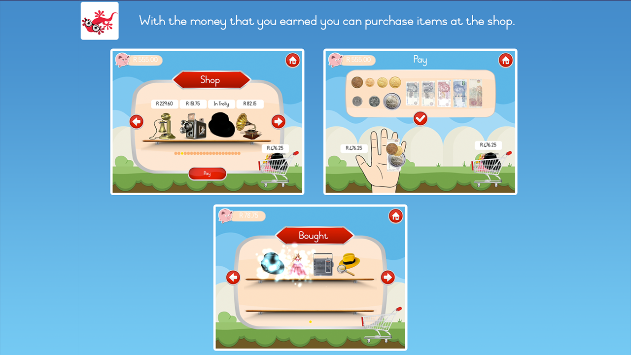Piggy Bank – Money Management- screenshot