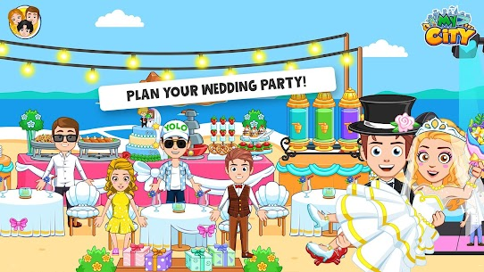 My City : Wedding Party 3