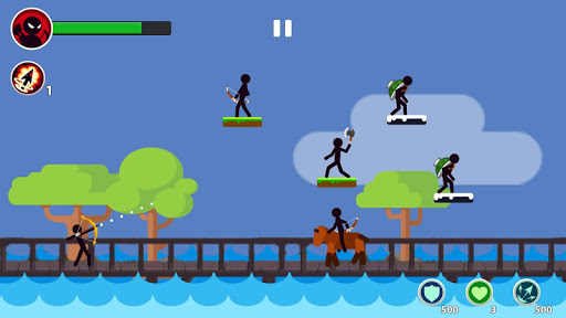 Stickman Archery Master - Archer Puzzle apkdebit screenshots 5