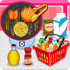 Fajita Burger Maker icon
