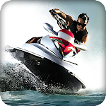 water boat racer Icon
