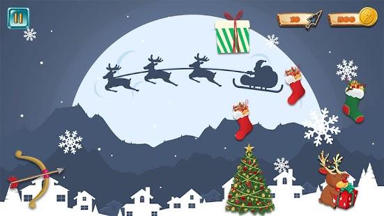 Archery Christmas Shooter - náhled