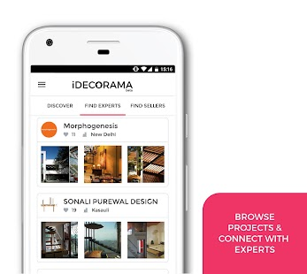 Interior Decor Ideas iDecorama- screenshot thumbnail