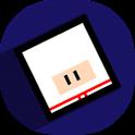 Würfel ninja laufen icon