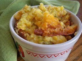Spicy Corn Casserole Recipe
