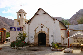 Photo: iglesia de Codpa