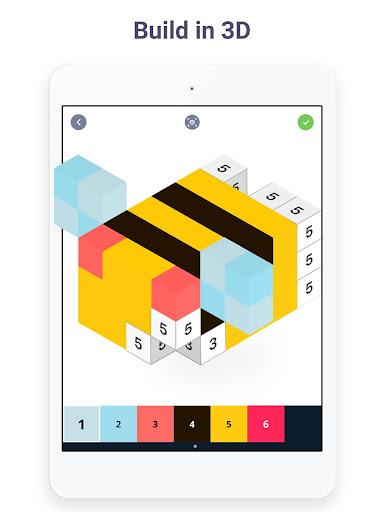 Pixel Art: Build by Number Game screenshot 9