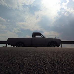 ダットサントラック  620 昭和49年式 消防払い下げのカスタム事例画像 Slipper esqueさんの2021年01月12日17:31の投稿