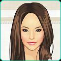 モニカ·モデルは、ドレスアップ。 icon