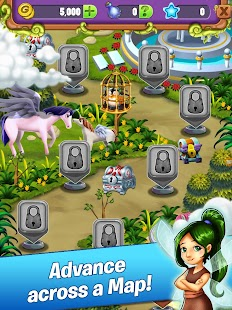 Hidden Mahjong Unicorn Garden- screenshot thumbnail