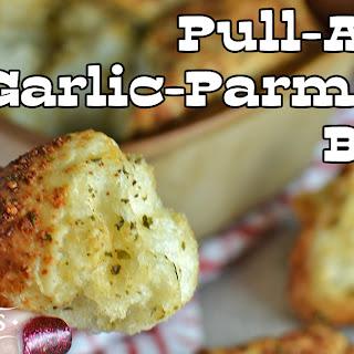 Pull-Apart Garlic-Parmesan Bread.