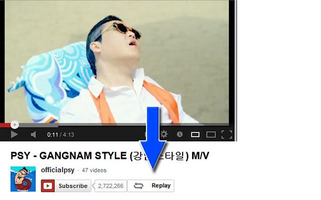 Youtube Replay