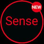 Sense Black/Red cm13 theme v1.18