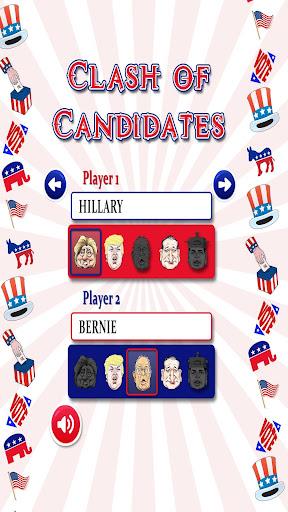 Clash Of Candidates 2016