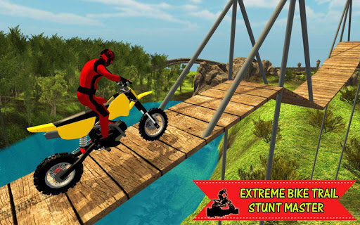 Extreme Bike Trail Stunt Master 1.0 screenshots 1