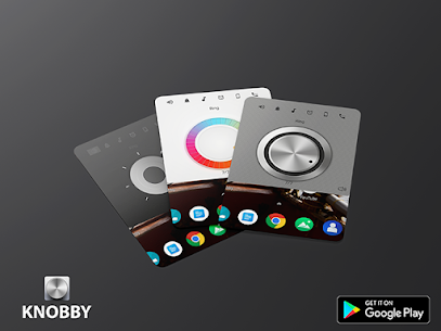 Knobby free – knob volume control – volume widget Apk Download for Android 2
