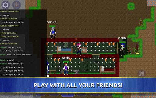 The HinterLands: Mining Game 0.448 screenshots 8