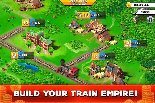 Idle Train Empire ss1