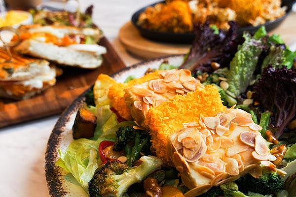 舒果(復北店) 蔬食新體驗/不一樣的素食饗宴