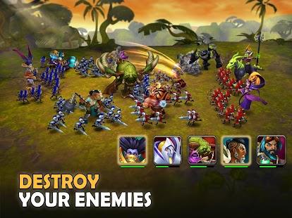 Download Wartide: Heroes of Atlantis For PC Windows and Mac apk screenshot 8