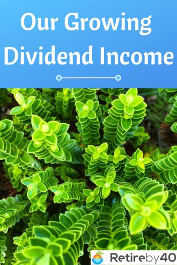 Our Growing Dividend Income